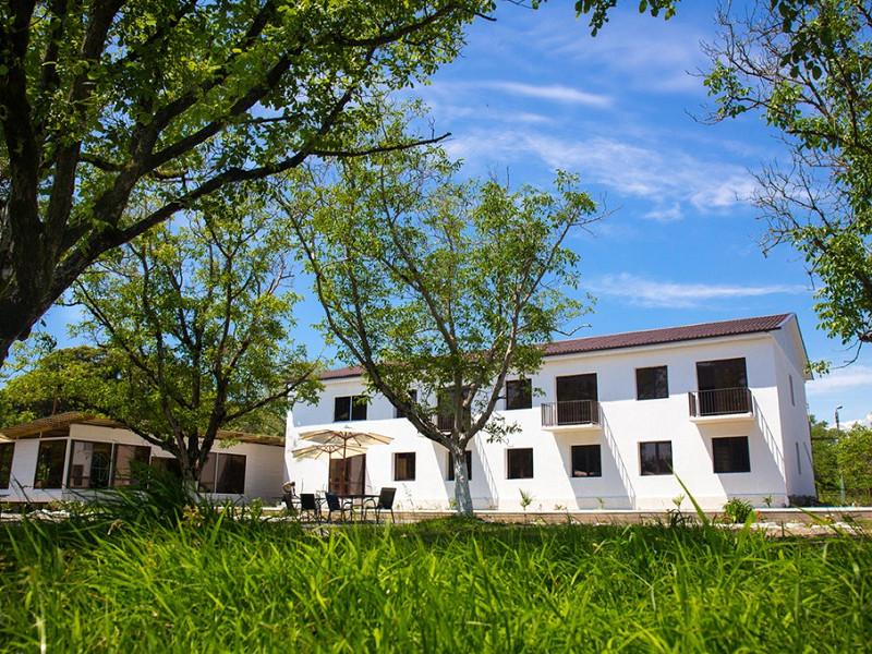 Отель Цитрус, Абхазия, Пицунда, пос. Цитрусовый совхоз