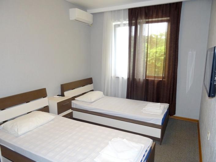 Стандартный двухместный номер отеля Цитрус