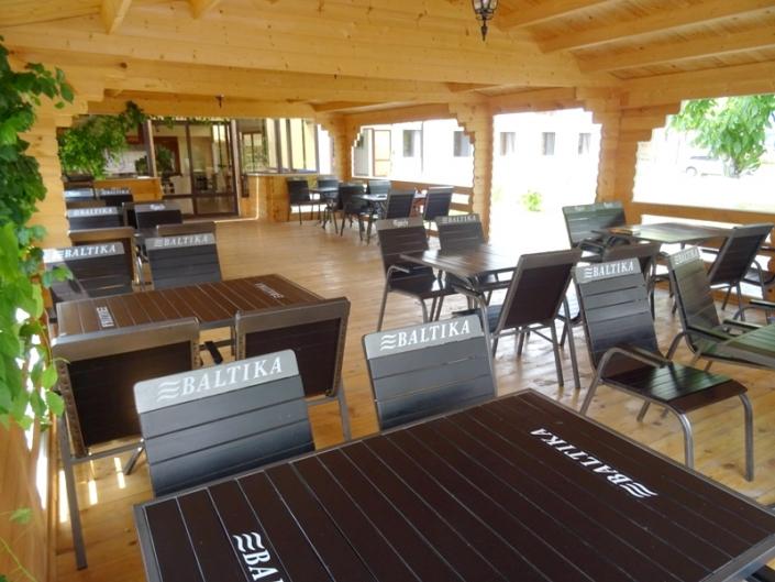Кафе отеля Цитрус