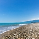 Пляж поселка Цитрусовый совхоз