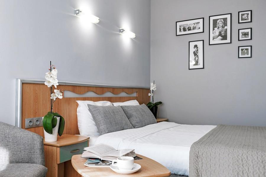 Стандарт Улучшенный с двуспальной кроватью в City Park Hotel