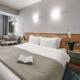 Стандарт Улучшенный с двуспальной кроватью и балконом в City Park Hotel
