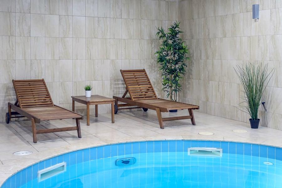 Бассейн спа-комплекса City Spa в City Park Hotel