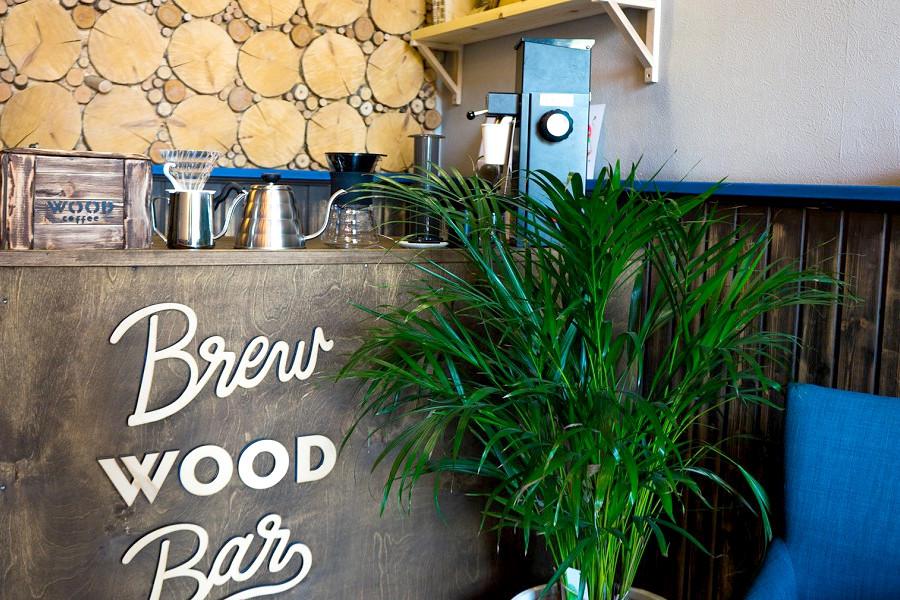 Кофейня Wood Coffee в City Park Hotel