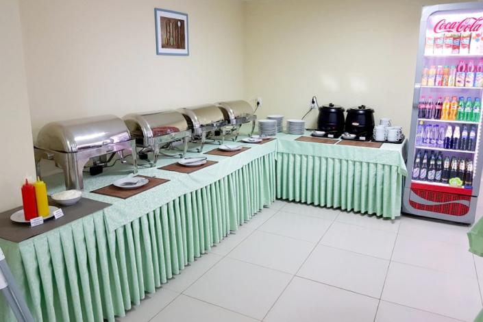Столовая пансионата Кукуруза, Сочи, Мамайка