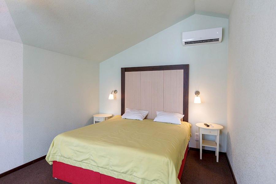 Стандарт с двумя раскладными креслами отеля Дача Del Sol