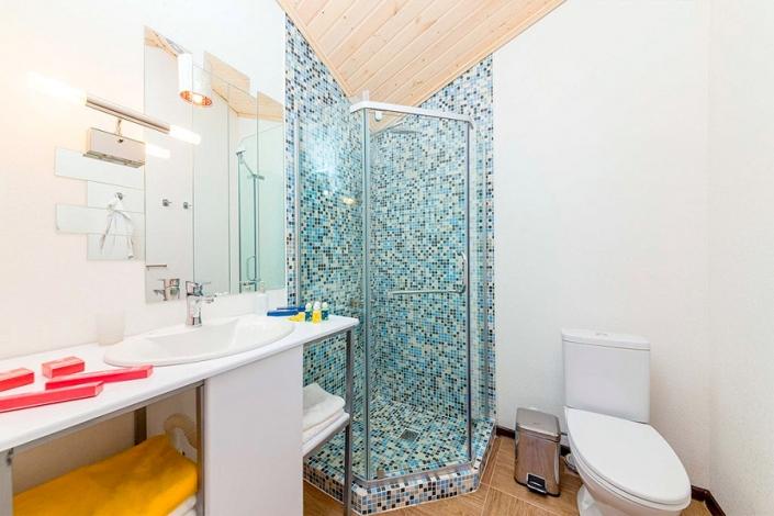 Туалетная комната Стандартного номера отеля Дача Del Sol