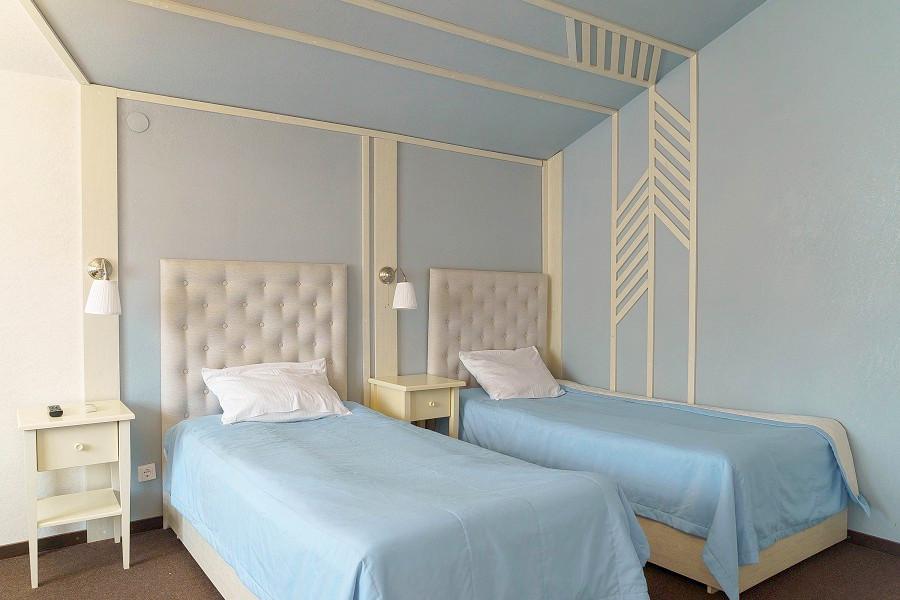 Семейный номер отеля Дача Del Sol