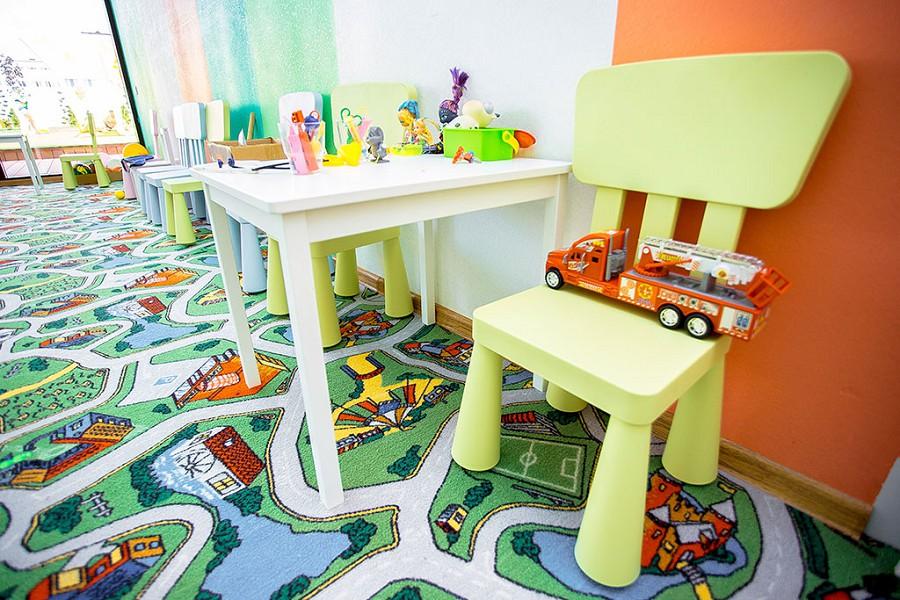 Детская игровая комната отеля Дача Del Sol
