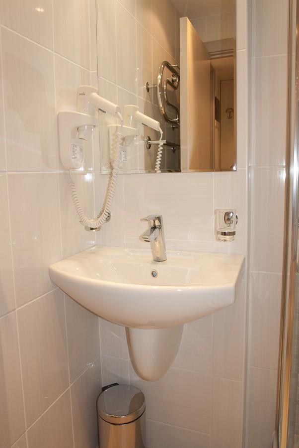 Туалетная комната в оздоровительном комплексе Дагомыс