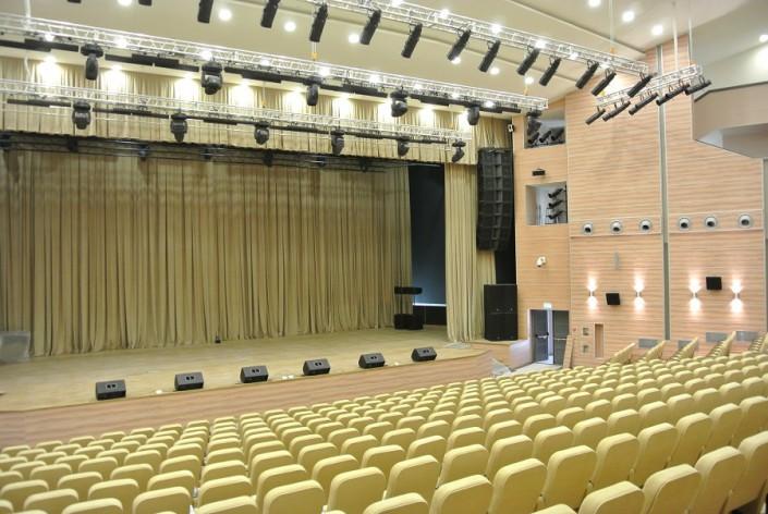 Киноконцертный зал оздоровительного комплекса Дагомыс