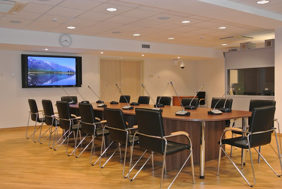 Конференц-зал оздоровительного комплекса Дагомыс