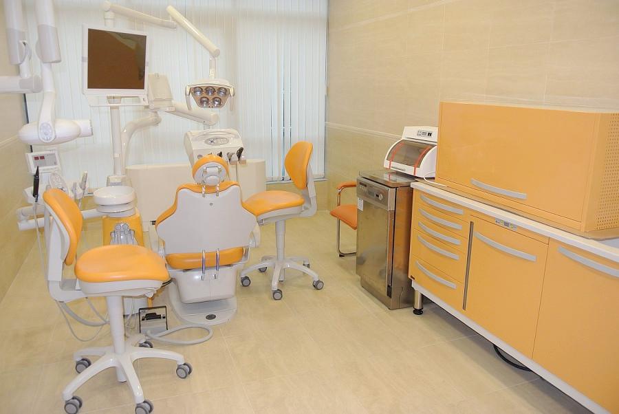 Медицинское отделение оздоровительного комплекса Дагомыс