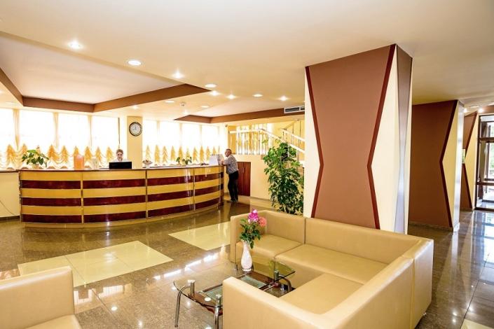 Холл отеля Де ла Мапа