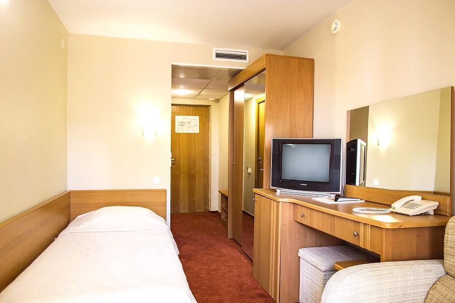 Стандартный одноместный номер отеля Де ла Мапа
