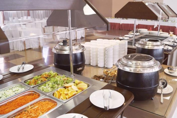 Ресторан отеля Де ла Мапа