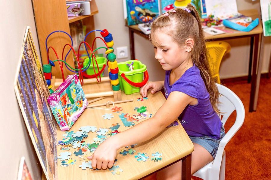Детская комната отеля Де ла Мапа