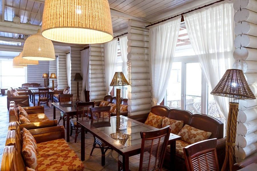 Ресторан отеля Del Mare, Анапа