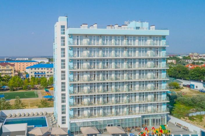 Отель ДельМарИнн, Витязево, Анапа