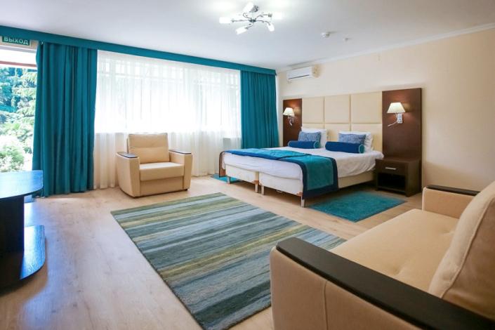 Комфорт двухместный парк-отеля Демерджи