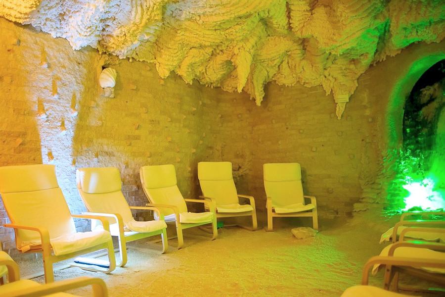 Лечебно-оздоровительный центр парк-отеля Демерджи