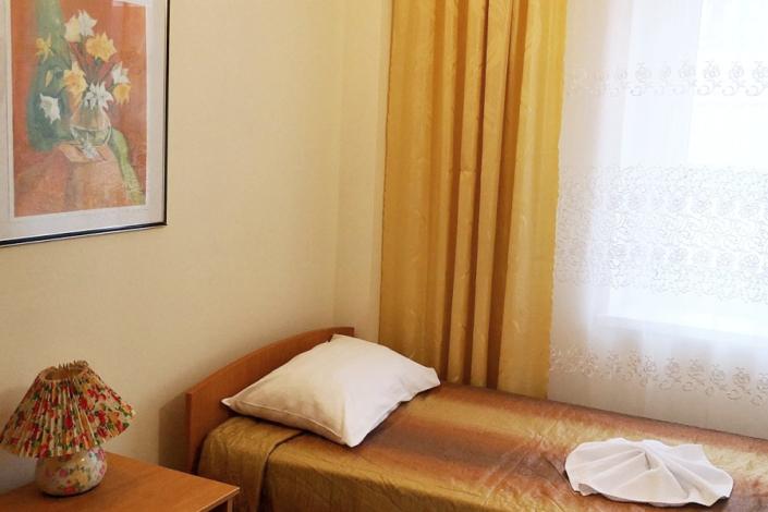 Эконом одноместный отеля Дивный