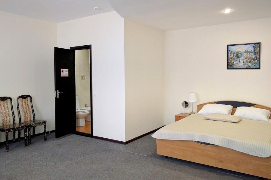 Студия двухместная отеля Дивный