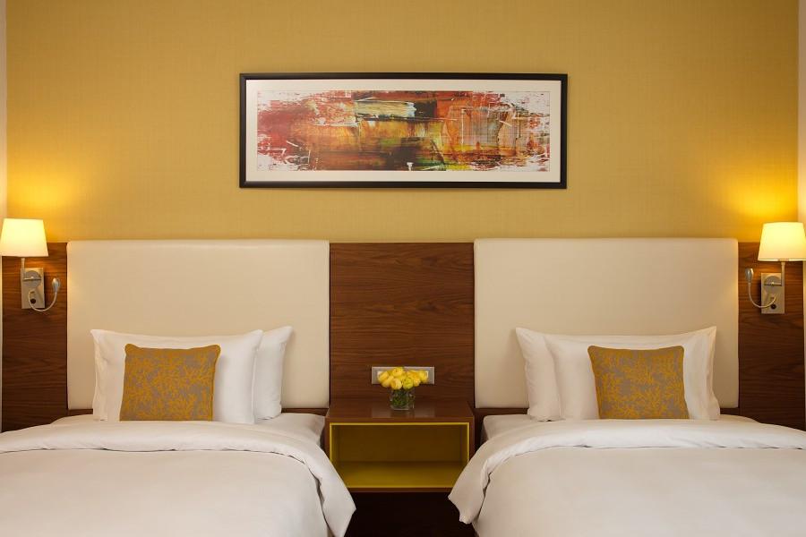 Номера Премиум отеля Долина 960