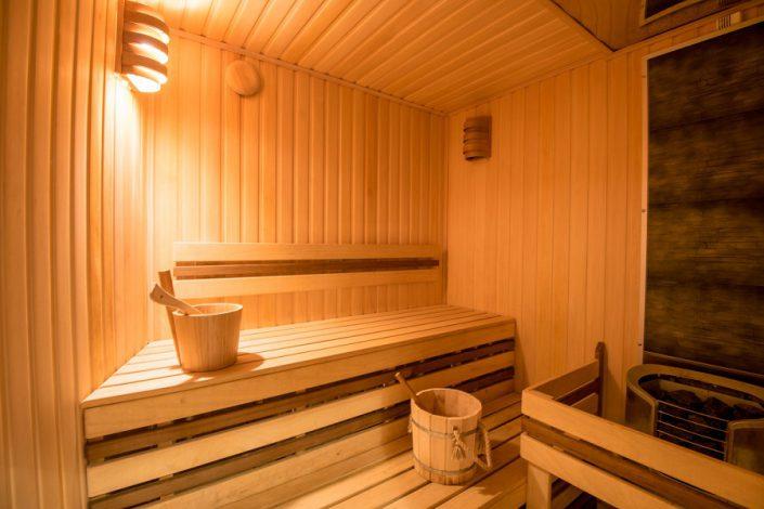 Финская сауна отеля Долина 960