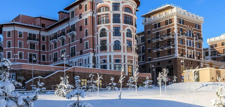Отель Долина 960 (Dolina 960), Красная Поляна, Сочи