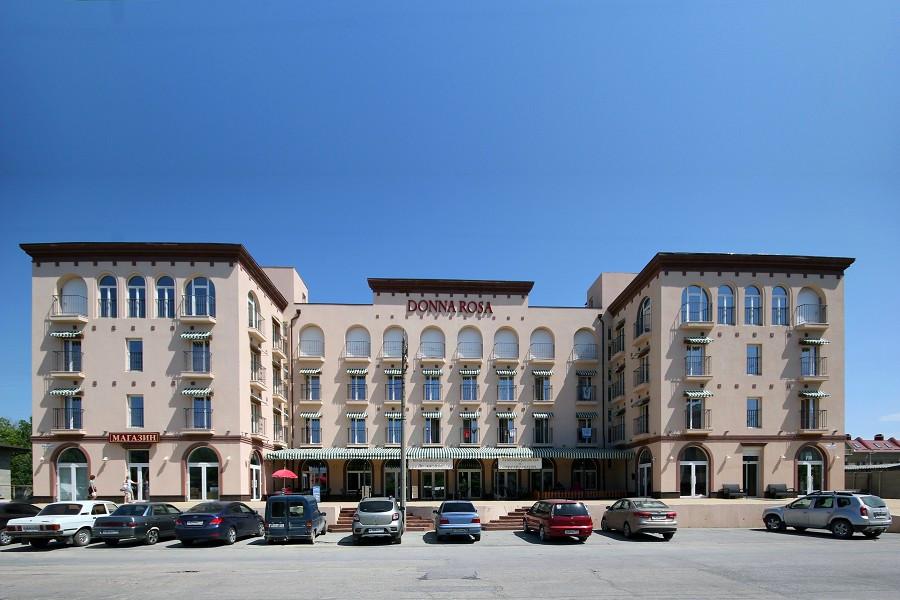 Отель Донна Роза, Евпатория, Крым