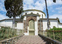Успенский собор Драндского монастыря, Дранда, Абхазия