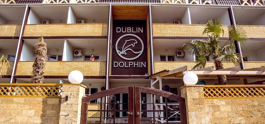 Пансионат Dublin & Dolphin, Анапа, Джемете