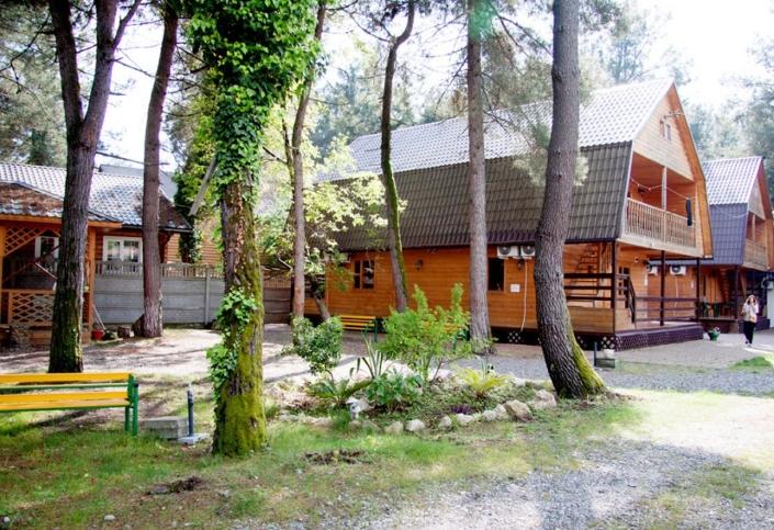 Duglas Hotel, Пицунда, Абхазия