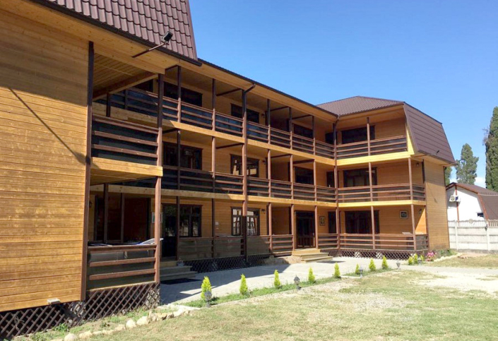Новый корпус Duglas Hotel