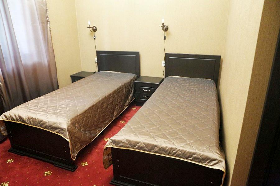 Номер Стандарт отеля ДжаНат, Сухум, Абхазия