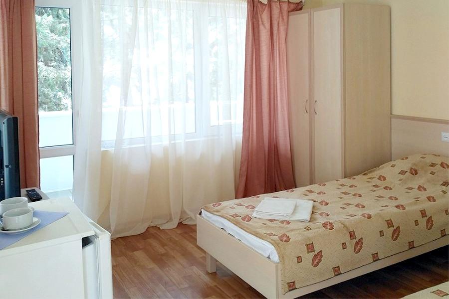 Комфорт Плюс двухместный курортного комплекса Эко-Village