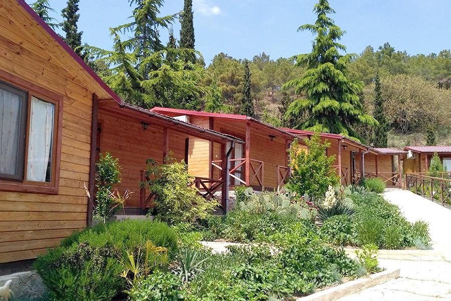 Эко-Виллы на территории курортного комплекса Эко-Village