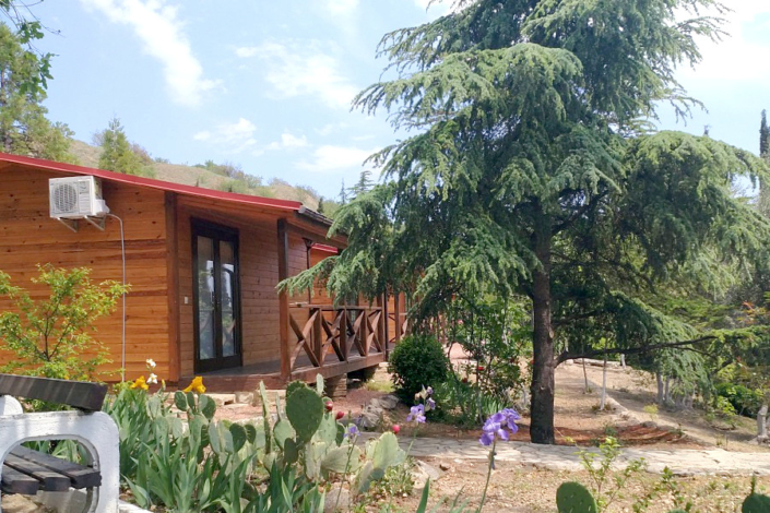 Эко-Вилла на территории курортного комплекса Эко-Village