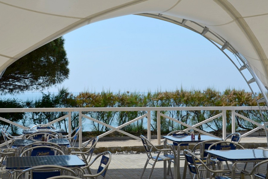 Кафе курортного комплекса Эко-Village