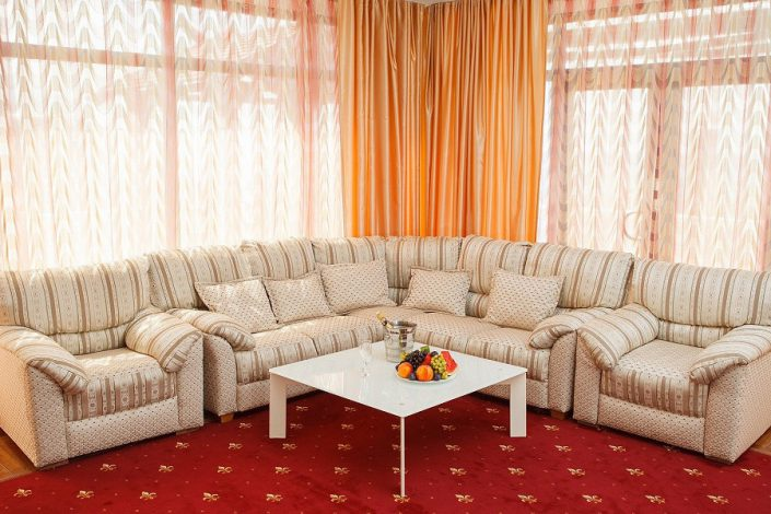 Апартаменты 3* отеля Экодом Адлер