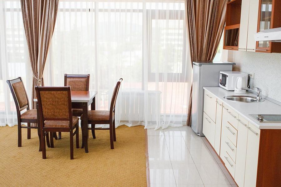 Апартаменты Студия 3* отеля Экодом Адлер