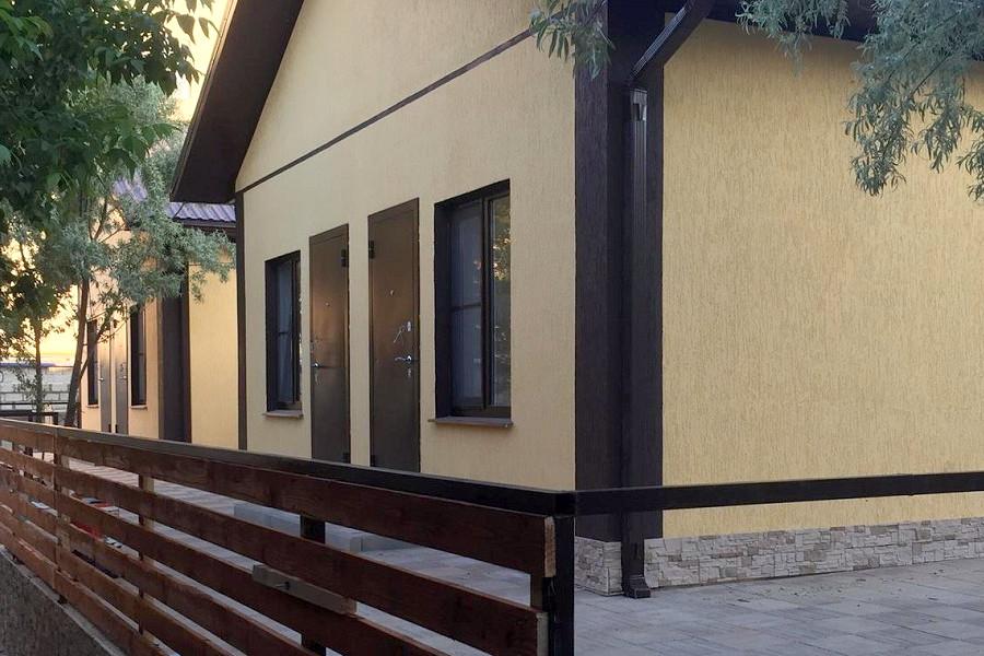 Гостевой дом Эльбрус, Анапа, Джемете