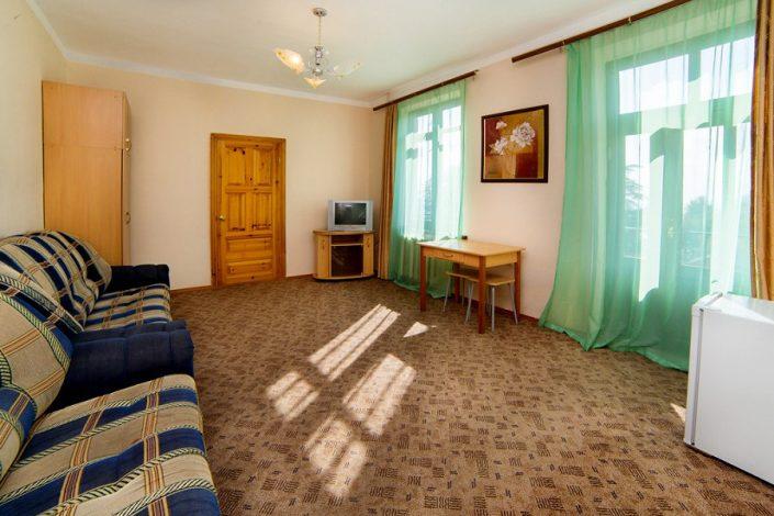 Номер Люкс двухместный гостиницы Эллада