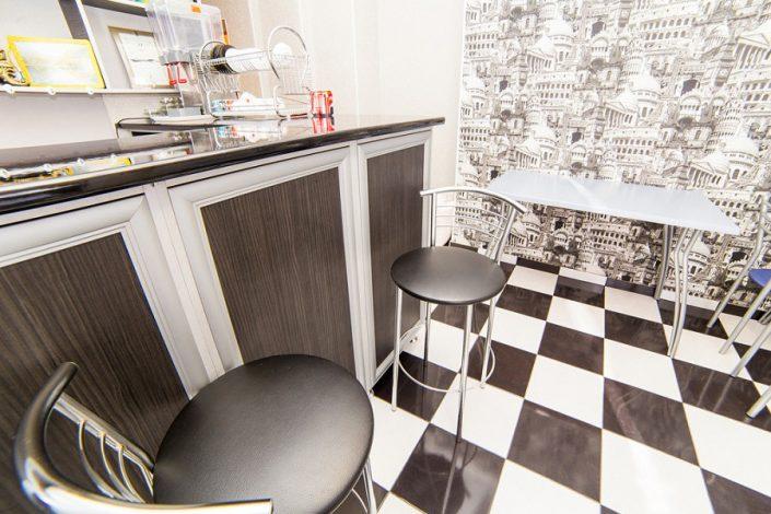 Кафе гостиницы Эллада