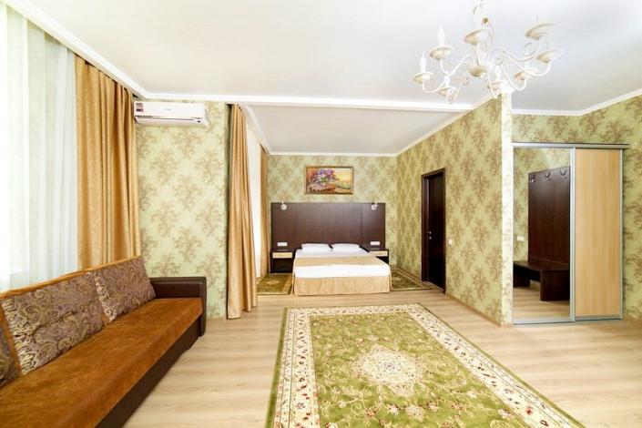 Сюит отеля Эмеральд