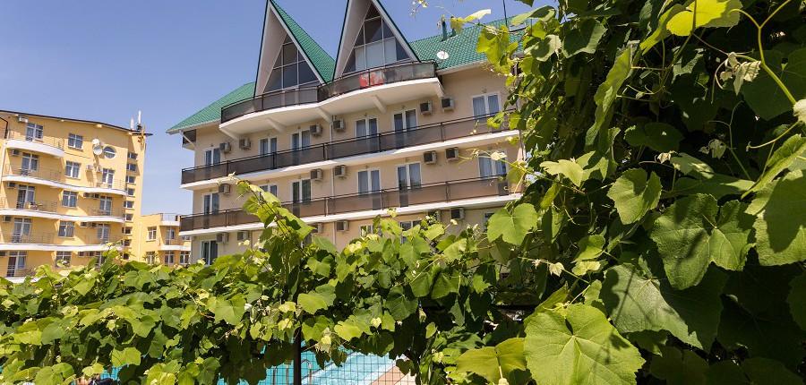 Гостевой дом Эв Рошель, Сочи, Имеретинский курорт