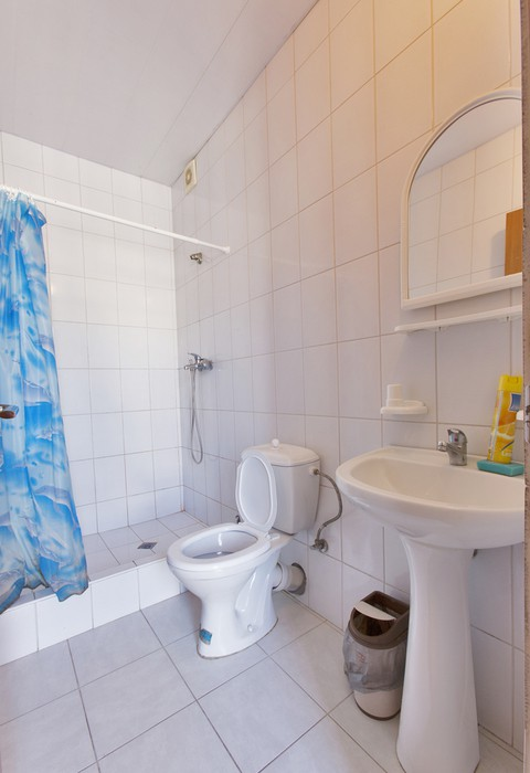 Туалетная комната двухместного расширенного номера