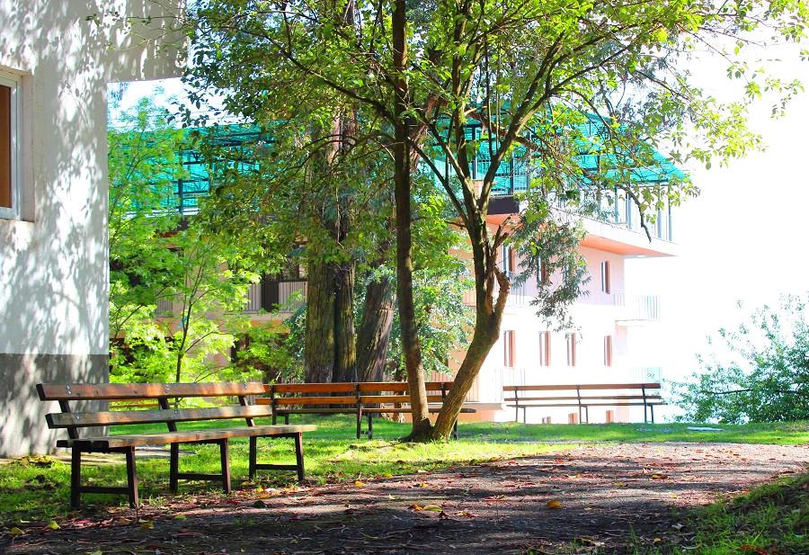 Новый корпус пансионата Эвкалиптовая роща, Кындыг, Очамчыра, Абхазия