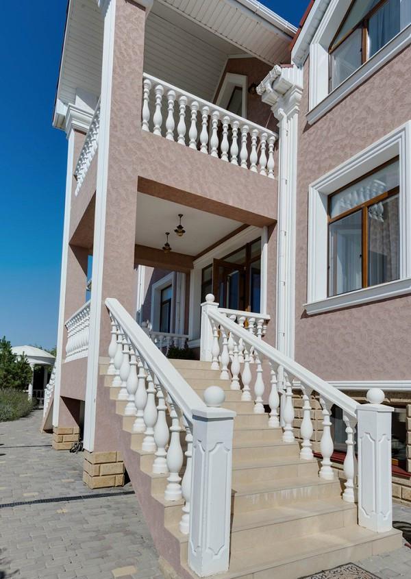 Бутик-отель Евпаторион, Заозерное, Евпатория, Крым
